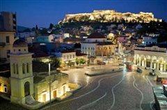 Θεσσαλονίκη - Αθήνα (με επιστροφή) από 65,18€