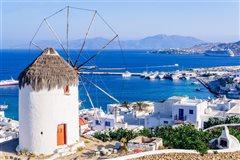 Θεσσαλονίκη - Μύκονος (με επιστροφή) από 104,71€