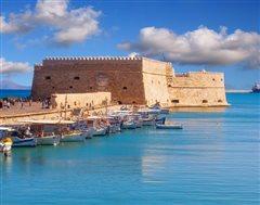 Θεσσαλονίκη - Ηράκλειο (με επιστροφή) από 85,49€