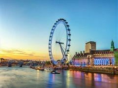 Θεσσαλονίκη - Λονδίνο Στάνστεντ από 17,99€