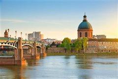 Αθήνα - Toulouse (με επιστροφή) από 57,98€