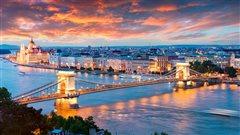 Θεσσαλονίκη - Βουδαπέστη (με επιστροφή) από 37,07€