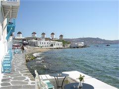 Θεσσαλονίκη - Μύκονος (με επιστροφή) από 134,71€
