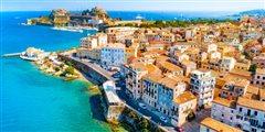 Αθήνα - Κέρκυρα (με επιστροφή) από 100,57€
