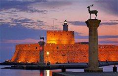 Θεσσαλονίκη - Ρόδος (με επιστροφή) από 92,32€
