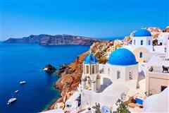 Αθήνα - Σαντορίνη (με επιστροφή) από 73,67€