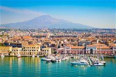 Ιανουάριος: Αθήνα - Κατάνια (με επιστροφή) από 38.23€