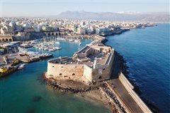 Θεσσαλονίκη - Ηράκλειο (με επιστροφή) από 149,88€