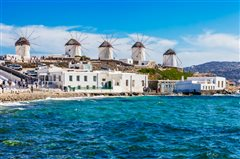 Αθήνα - Μύκονος (με επιστροφή) από 150,12€