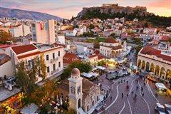 Θεσσαλονίκη - Αθήνα (με επιστροφή) από 64,53€
