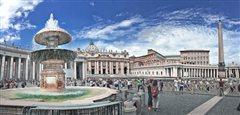Θεσσαλονίκη - Ρώμη (Τσιαμπίνο) (με επιστροφή) από 27,98€