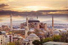 Αθήνα - Κωνσταντινούπολη (με επιστροφή) από 75€